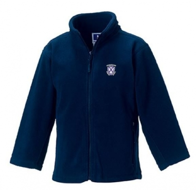 CRAIGLOCKHART PRIMARY SCHOOL FULL ZIP FLEECE