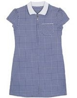 STOW PRIMARY SCHOOL GINGHAM DRESS