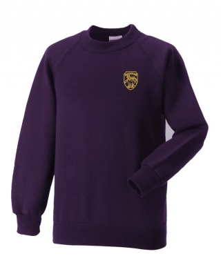 Buckstone Primary School SENIOR PUPIL Sweatshirt