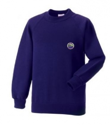TAYVIEW PRIMARY SCHOOL CREW NECK SWEATSHIRT