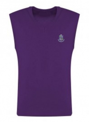 UPHALL PRIMARY SCHOOL KNITTED TANK TOP