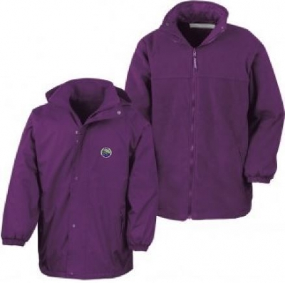 TAYVIEW PRIMARY SCHOOL HEAVYWIGHT REVERSIBLE JACKET