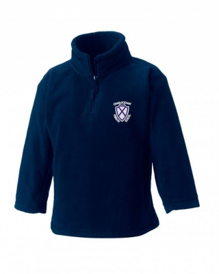 CRAIGLOCKHART PRIMARY SCHOOL QUARTER ZIP FLEECE