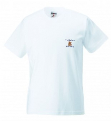 TULLIALLAN NURSERY T-SHIRT
