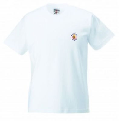 WASHINGWELL PRIMARY SCHOOL T SHIRT WITH INDIVIDUAL NAME