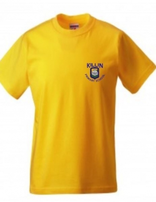 KILLIN PRIMARY SCHOOL T-SHIRT