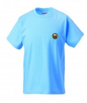 NEWBROUGH PRIMARY SCHOOL PE T-SHIRT