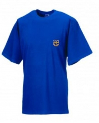 ST WILFRIDS RC PRIMARY SCHOOL T-SHIRT