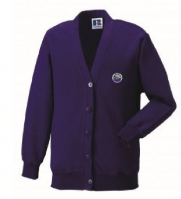 TAYVIEW PRIMARY SCHOOL SWEATSHIRT CARDIGAN