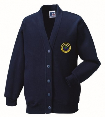 JAMES AITON PRIMARY SCHOOL CARDIGAN