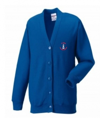 ST BEES VILLAGE PRIMARY SCHOOL CARDIGAN