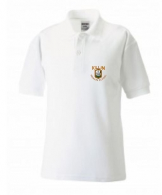 KILLIN PRIMARY SCHOOL POLOSHIRT
