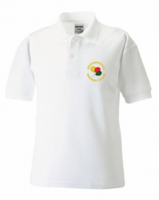 BROOMHOUSE NURSERY POLOSHIRT