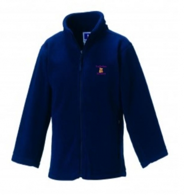 TULLIALLAN NURSERY FLEECE JACKET