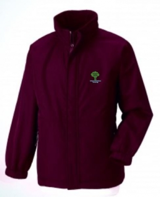 ST MARYS PRIMARY SCHOOL LIGHTWEIGHT REVERSIBLE JACKET
