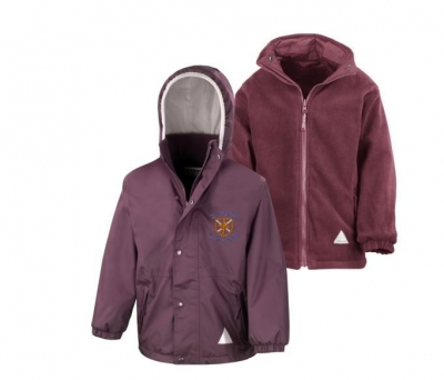 ST BRIGIDS REVERSIBLE JACKET