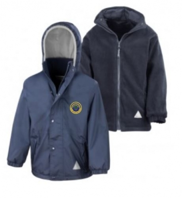 JAMES AITON PRIMARY SCHOOL REVERSIBLE JACKET