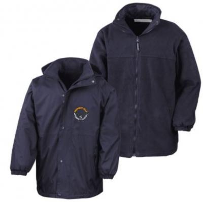 Derwent Vale Primary School Reversible Jacket