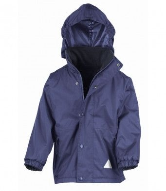 SILLOTH PRIMARY SCHOOL REVERSIBLE JACKET