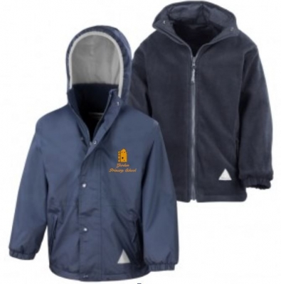 GORDON PRIMARY SCHOOL REVERSIBLE JACKET