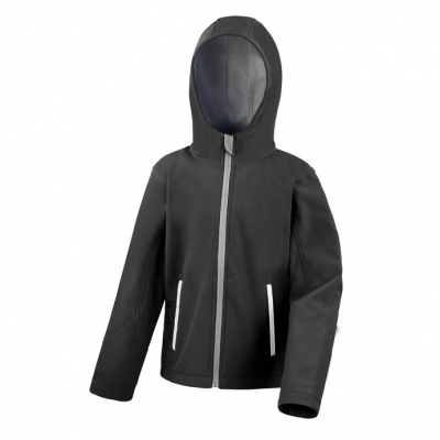 RESULT TX PERFORMANCE HOODED SOFTSHELL