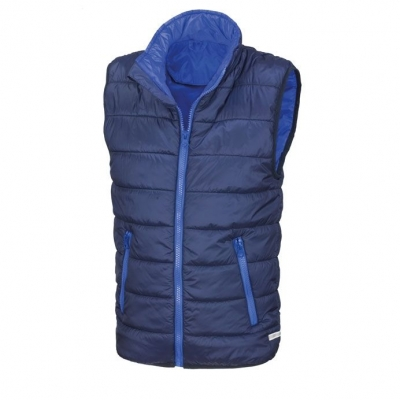 KIDS PADDED BODY WARMER