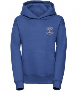 ROCKCLIFFE FIRST SCHOOL HOODIE (KEY STAGE 2 ONLY - OUTDOOR PE KIT)