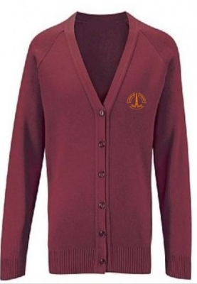 LANGHOLM PRIMARY KNITTED CARDIGAN
