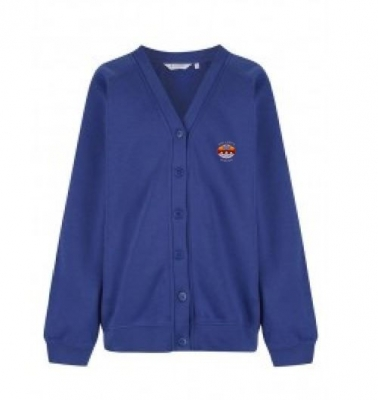 OUR LADY'S RC PRIMARY 7 SCHOOL CARDIGAN