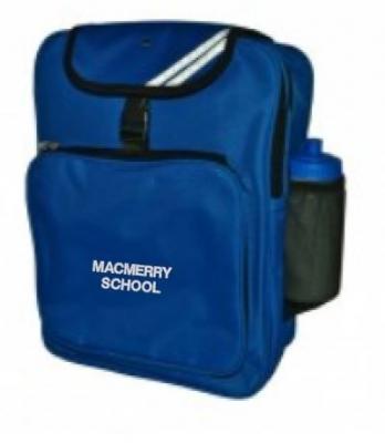 MACMERRY PRIMARY SCHOOL JUNIOR BACKPACK