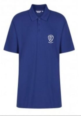 REPHAD NURSERY POLOSHIRT (WITH CHILD'S NAME/INITIALS)