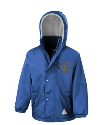 SACRED HEART PRIMARY GRIVAN REVERSIBLE JACKET