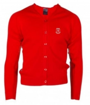 TOWNHILL PRIMARY SCHOOL KNITTED CARDIGAN
