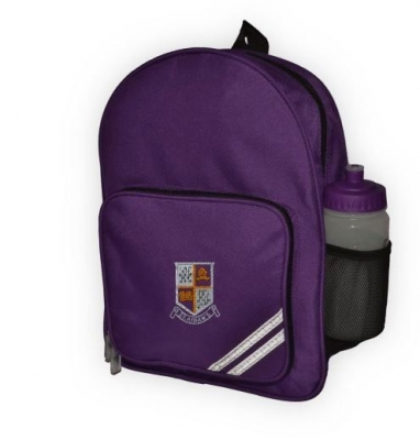 ST AIDANS PRIMARY INFANT BACKPACK