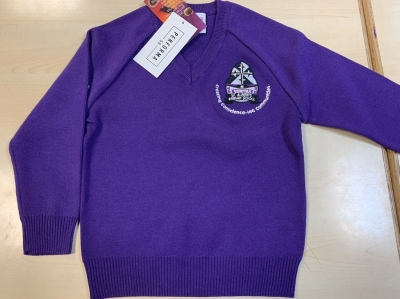 ST ALBERTS PRIMARY JUMPER