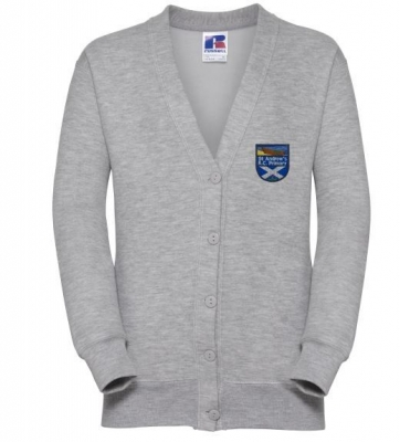 ST ANDREWS RC PS CARDIGAN