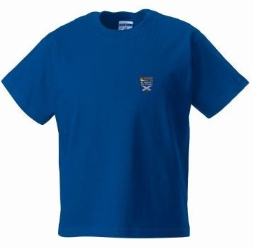 ST ANDREW'S PS HOUSE T-SHIRT - DISCOVERY
