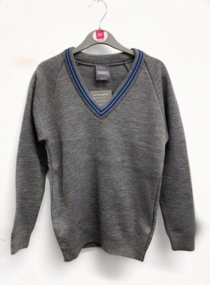 ST ANNES PRIMARY SCHOOL KNITTED JUMPER