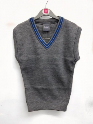 ST ANNES PRIMARY SCHOOL KNITTED TANK TOP