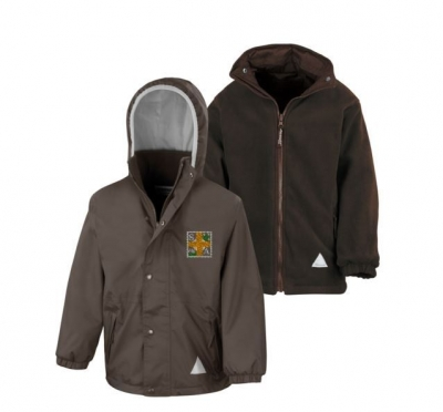 ST ANTHONYS PRIMARY REVERSIBLE JACKET