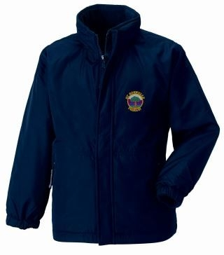 ST BOSWELLS PRIMARY REVERSIBLE JACKET