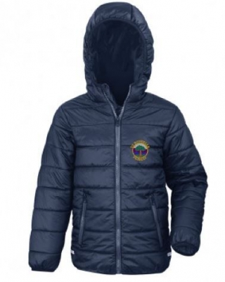 ST BOSWELLS PRIMARY PADDED JACKET