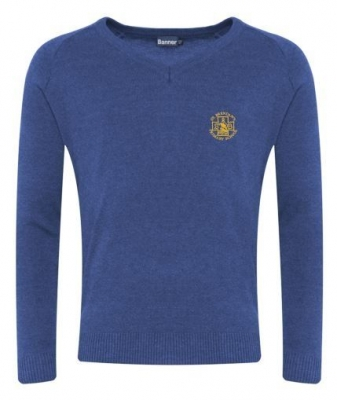 ST BRENDANS RC PRIMARY KNITTED JUMPER