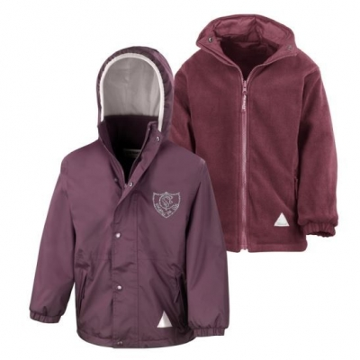 ST CADOCS PRIMARY REVERSIBLE JACKET