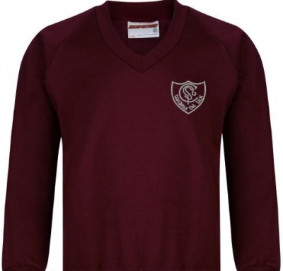 ST CADOCS PRIMARY V-NECK SWEATSHIRT