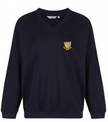 ST JOSEPHS PS V-NECK SWEATSHIRT