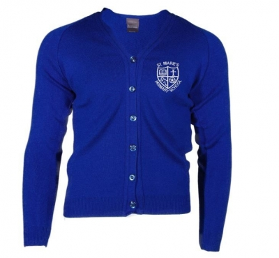 ST MARIES RC PRIMARY KNITTED CARDIGAN