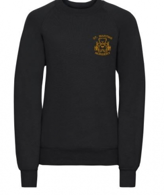 ST MARTINS NURSERY SWEATSHIRT