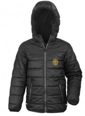 ST MARY'S PRIMARY SCHOOL PADDED JACKET