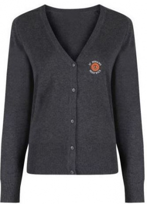 ST NINIAN'S PS KNITTED CARDIGAN